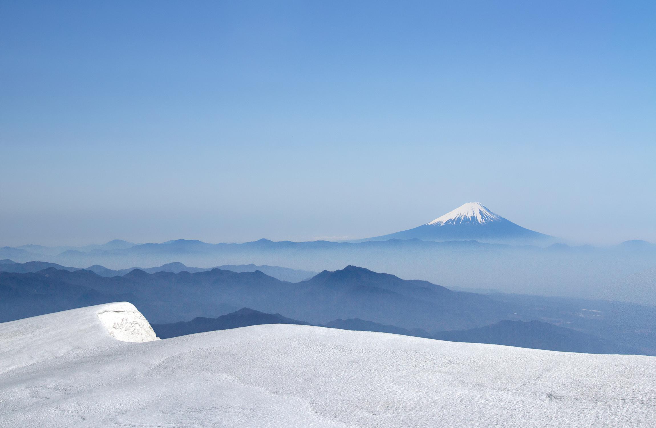 Fuji Minimalism