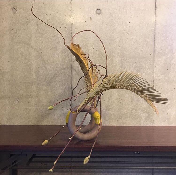 +my 2018 ikebana pt.1
