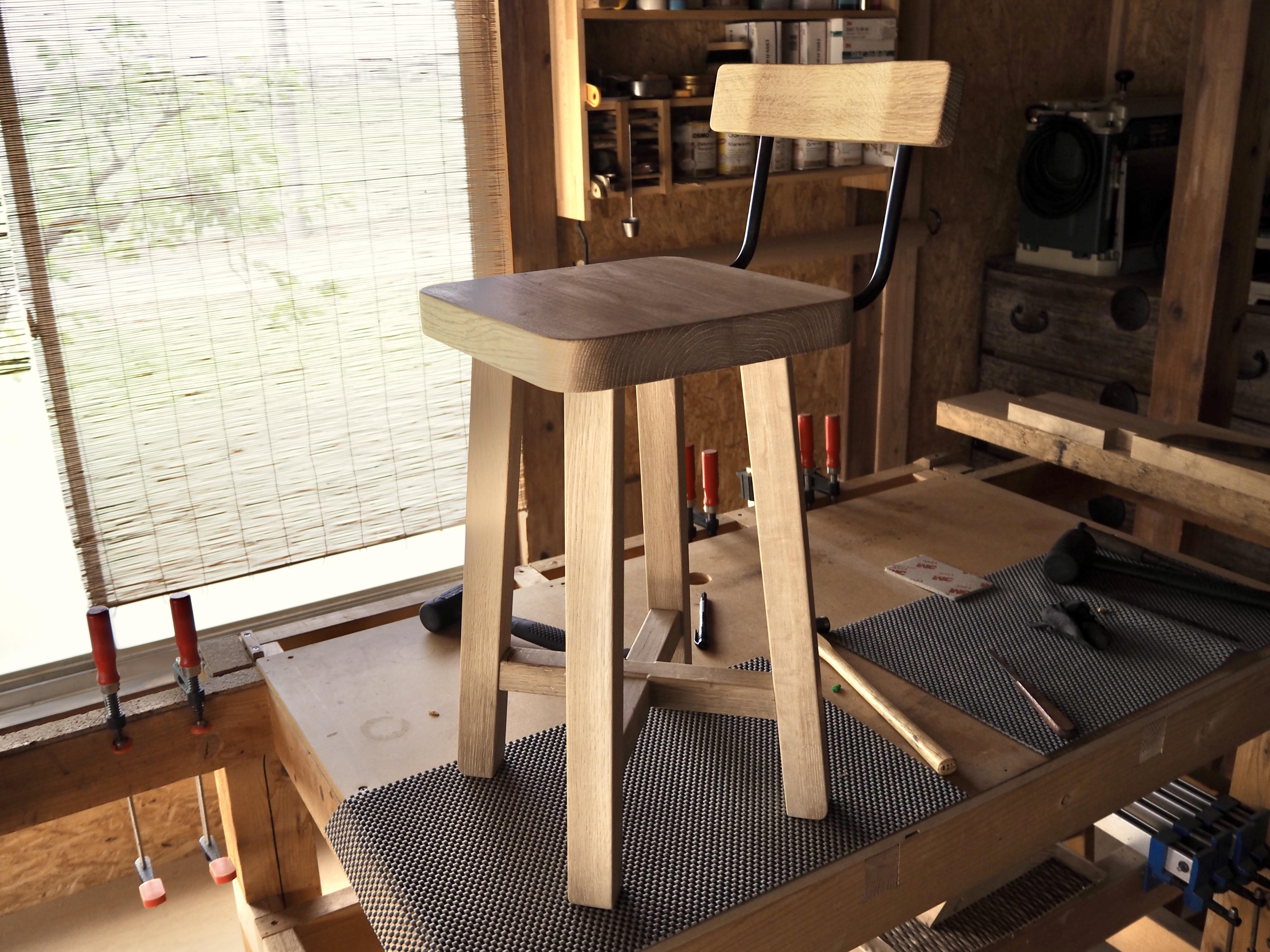 Artisan's stool