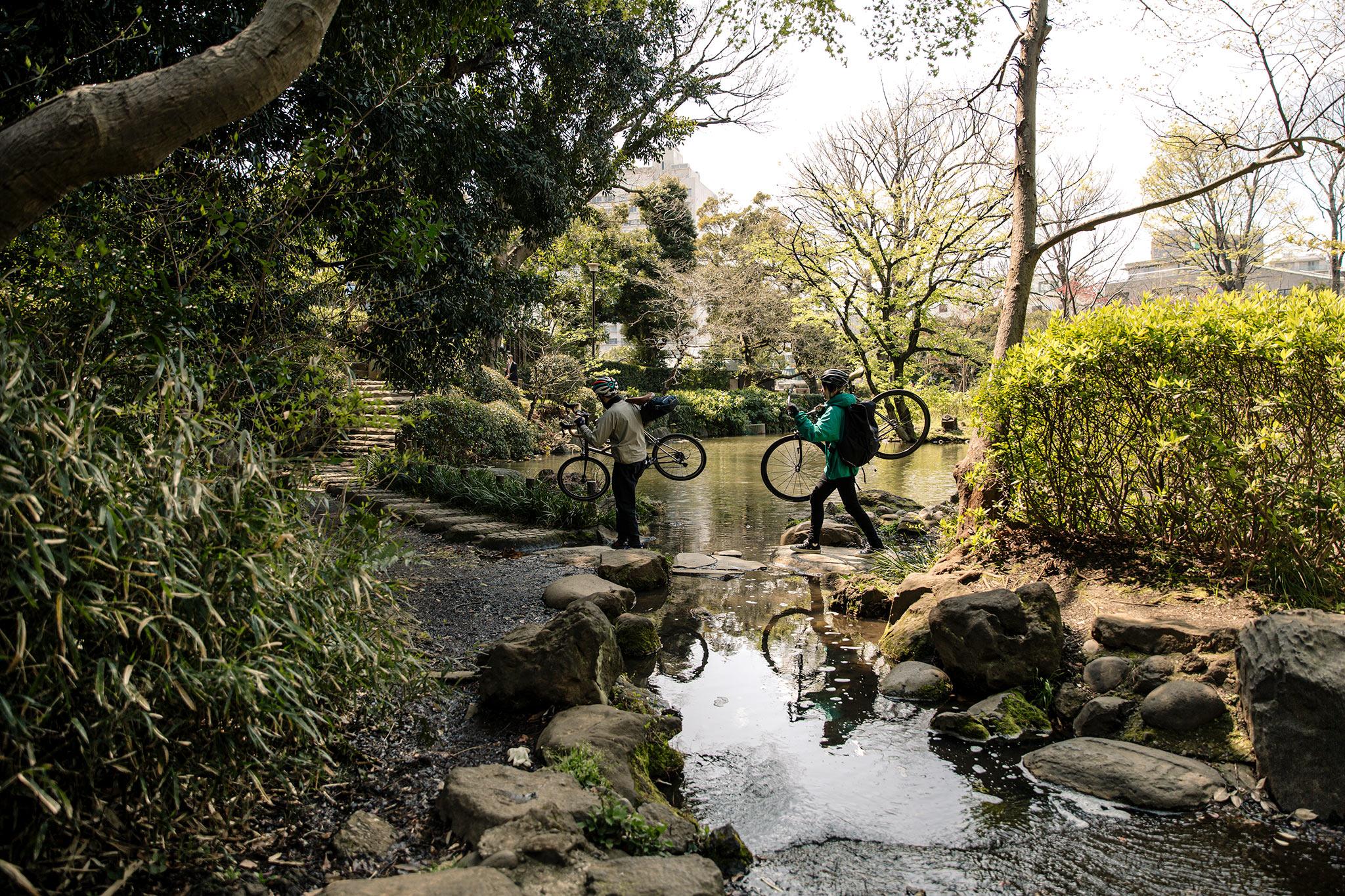 Strava: Tokyo Tree Trek