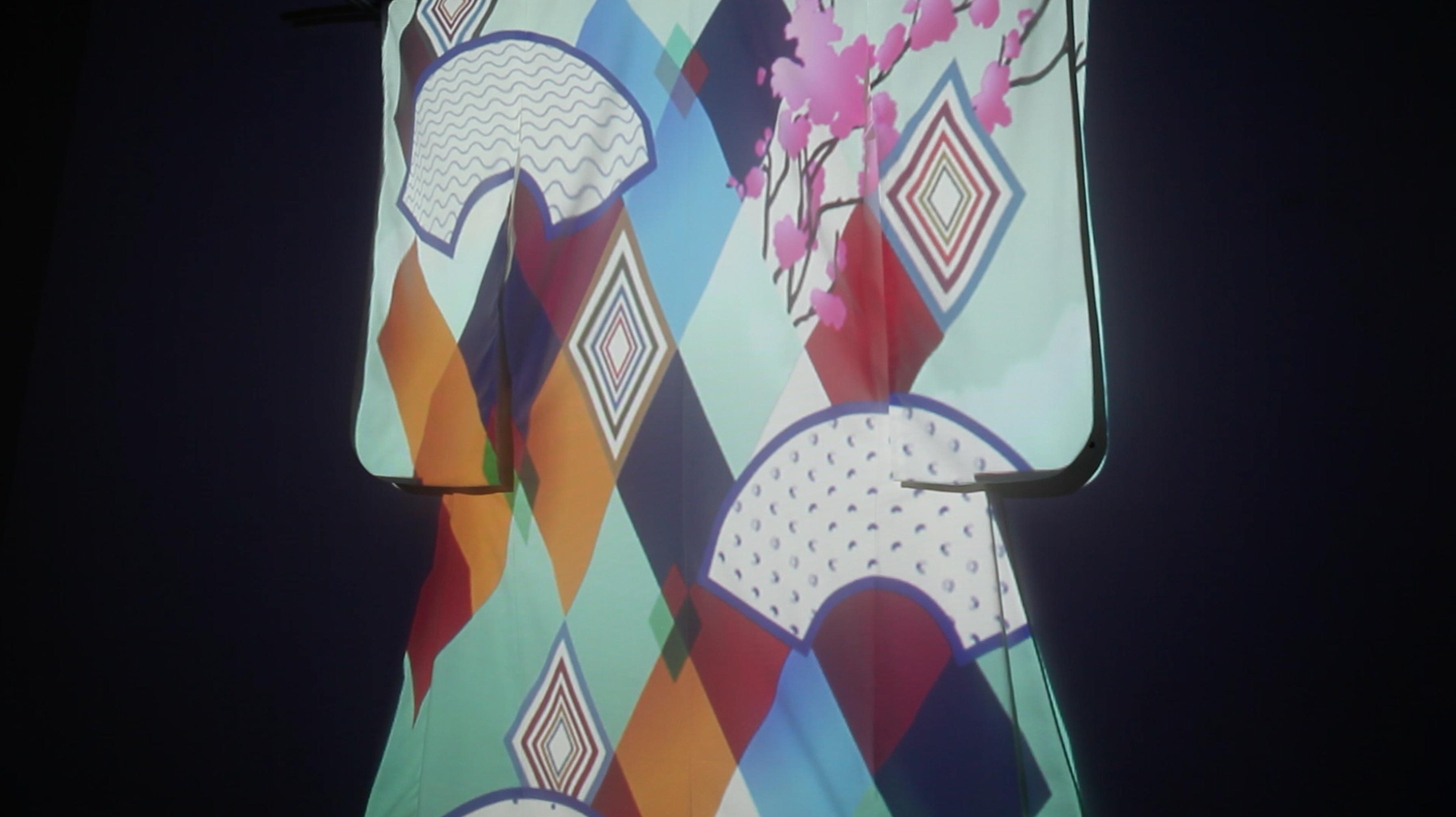Kinetic Kimono