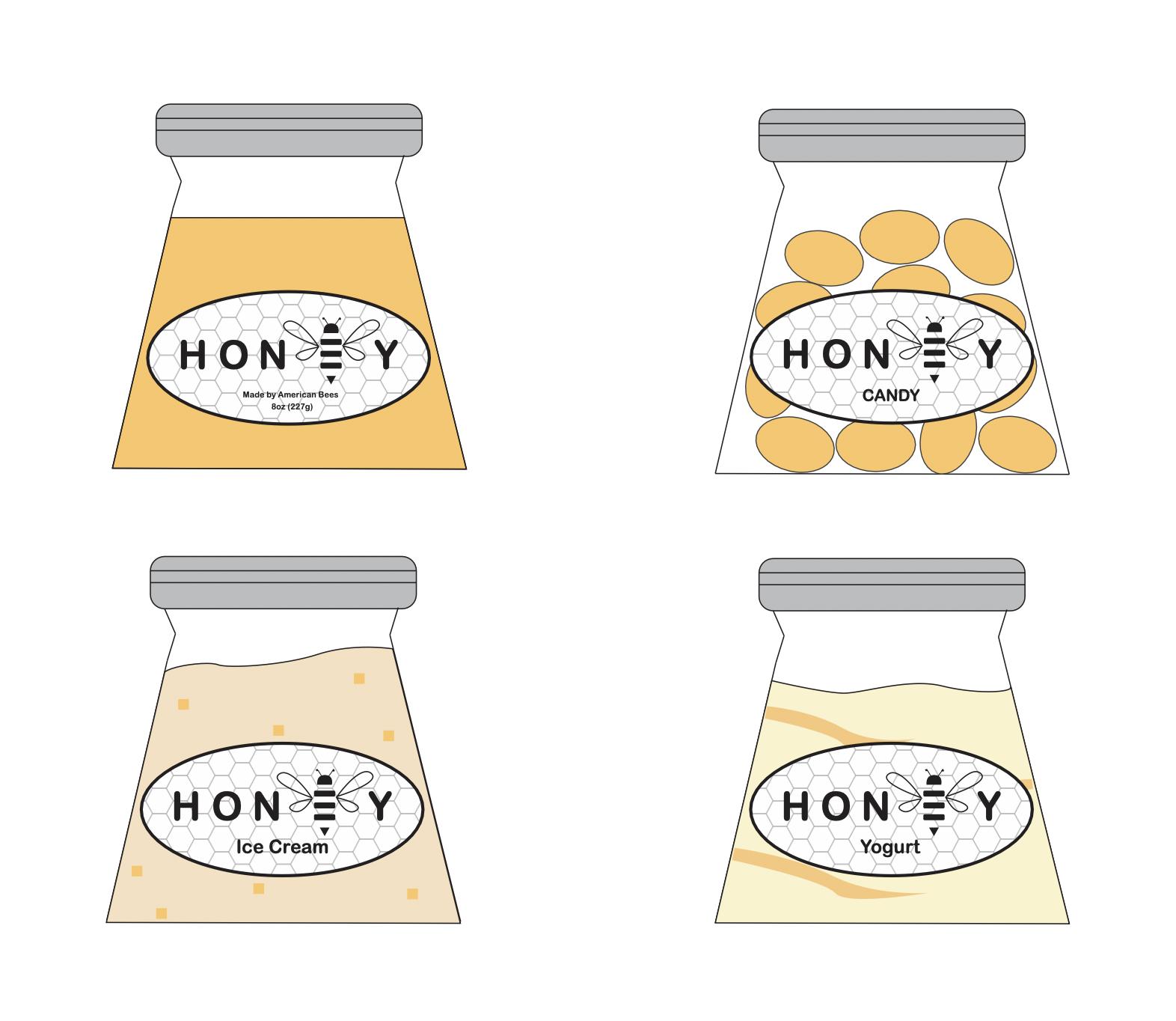 Honey Logo (2018)